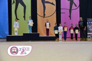 Με 6 μετάλλια και πολλά πλασαρίσματα σε όλες τις κατηγορίες, ολοκληρώθηκε για τον ΓΑΣ Πεντέλης ο Διεθνής αγώνας «ErkynaCup», που διεξήχθη στη Λειβαδιά.