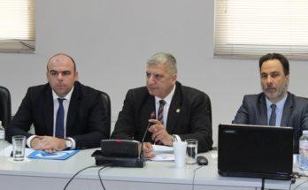 Παρουσίαση Προγράμματος πρόληψης υγείας και προσυμπτωματικού ελέγχου στα γραφεία της Περιφερειακής Ενότητας Δυτικής Αττικής