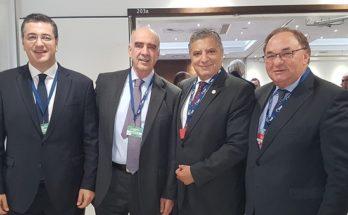 Α. Τζιτζικώστας - Γ. Πατούλης Πρόεδρος και Αντ/δρος της Ευρωπαϊκής Επιτροπής των Περιφερειών