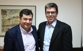 Με τον Δημήτρη Καιρίδη Βουλευτή της ΝΔ συναντήθηκε ο Τάσος Μαυρίδης