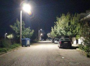 Συνεχίζεται η τοποθέτηση λαμπτήρων εξοικονόμησης ενέργειας από τον Δήμο Λυκόβρυσης- Πεύκης