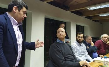 Στην εκδήλωση της Δημοτικής Βιβλιοθήκης για τον Φάκελο της Κύπρου ο Δήμαρχος Λυκόβρυσης- Πεύκης Τάσος Μαυρίδης