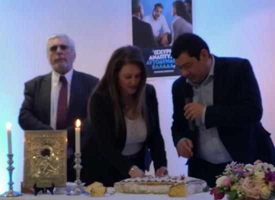 Σε εκδηλώσεις που διοργανώθηκαν στην Πεύκη ο Δήμαρχος