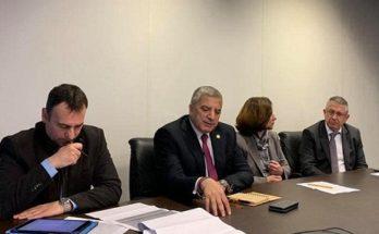 Στη Συνάντηση Περιφέρειας και Δήμων του Βορείου Τομέα για τον σχεδιασμό διαχείρισης απορριμμάτων ο Δήμαρχος Λυκόβρυσης- Πεύκης Τάσος Μαυρίδης