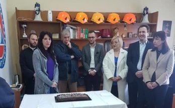Κοπή Πίτας Εθελοντικού Κλιμακίου Πολιτικής Προστασίας Δήμου Πεντέλης