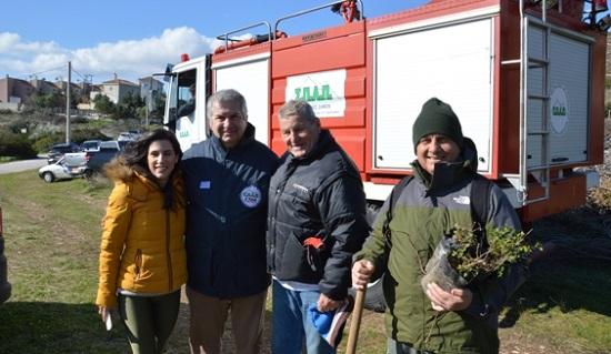 Με μεγάλη επιτυχία πραγματοποιήθηκε η 2η Εθελοντική Δράση Αναδάσωσης για το 2020 από τον Σ.Π.Α.Π. και το «Όλοι Μαζί Μπορούμε και στο Περιβάλλον» 16/2 στη Νταού Πεντέλη.