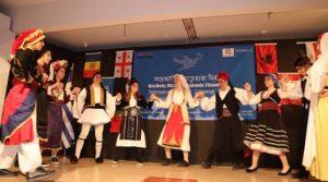 Γιορτή για τη διάδοση της γλωσσικής και πολιτισμικής πολυμορφίας στο 2ο Γυμνάσιο Χαλανδρίου