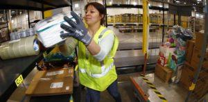 Μολύνθηκε εργαζόμενος της Amazon από Κορονοϊό στο Σιάτλ της ΗΠΑ