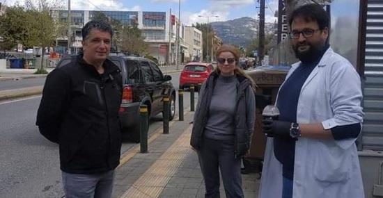 Βριλήσσια :Ξεπέρασε κάθε προσδοκία η προσέλευση στην Έκτακτη Αιμοδοσία στον Δήμο