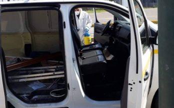 Ηράκλειο: Οι απολυμάνσεις στο Δήμο συνεχίζονται