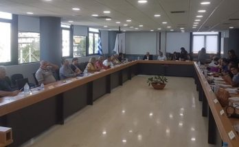 Ηρακλείου : Κεκλεισμένων των θυρών η σημερινή συνεδρίαση