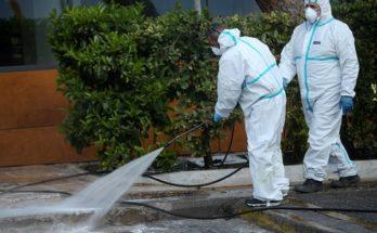Κηφισιά : Απολύμανση και καθαρισμός κάδων σε Κεφαλάρι, Πολιτεία κι Άνω Κηφισιά