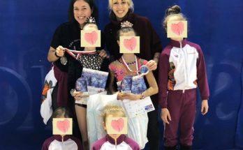 Με πολλά μετάλλια, κύπελλα o ΓΑΣ Πεντέλης στο Διεθνές Τουρνουά Ρυθμικής Γυμναστικής «Winter Cup, Sosnowiec» Σιλεσία, Πολωνία.