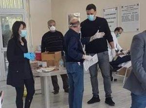 Πεντέλη : Η εθελοντική αιμοδοσία του Δήμου πραγματοποιήθηκε με πολύ μεγάλη επιτυχία στο χώρο του κολυμβητήριο Μελισσίων.