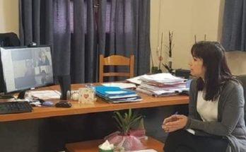 Πεντέλη :Συνεδρίαση με τηλεδιάσκεψη των επικεφαλής των δημοτικών παρατάξεων του Δήμου για τα θέματα τουκορωνοϊούCovid-19