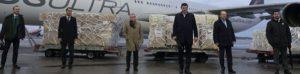 Κορωνοϊός: Έφτασε το πρώτο μέρος της μεγάλης δωρεάς της ΔΕΗ 5 εκατ. ευρώ σε υγειονομικό υλικό προς το ΕΣΥ