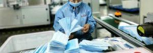 Η Κίνα εν καιρό κορονοϊού έχει πούληση σε 50 χώρες 1,33 δισ. ευρώ ιατρικού εξοπλισμού