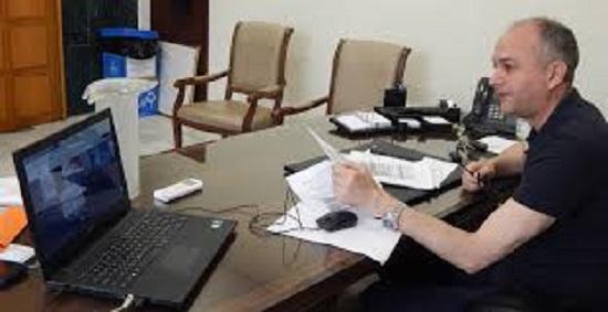 Μεταμόρφωση :Τηλεδιάσκεψη των Δημάρχων με τον Υφυπουργό Αθλητισμού, κ. Λευτέρη Αυγενάκη