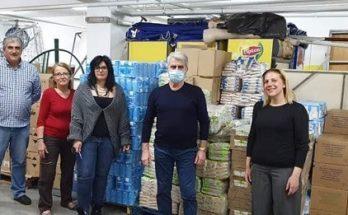 Μεταμόρφωση: «Όλοι Μαζί Μπορούμε» και το πρόγραμμα στήριξης κοινωνικών παντοπωλείων Δήμων