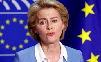 Η πρόεδρος της Κομισιόν Ούρσουλα φον ντερ Λάιεν δήλωσε πως o επόμενος προϋπολογισμός για την Ευρώπη θα πρέπει να είναι ένα «Σχέδιο Μάρσαλ»