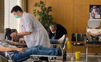 Παπάγου Χολαργού: Επιτυχημένη η αιμοδοσία Δήμου σε συνεργασία τον Ελληνικό Ερυθρό Σταυρό