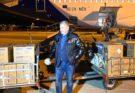 Πριν από λίγο η Περιφέρεια Αττικής και ο ΙΣΑ παρέλαβαν από το αεροδρόμιο Ελ. Βενιζέλος 1.200.000 μάσκες από την Κίνα