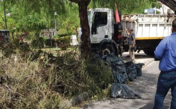 Δήμος Πεντέλης : Κρατάμε το Δήμο Πεντέλης καθαρό - Μαζί!