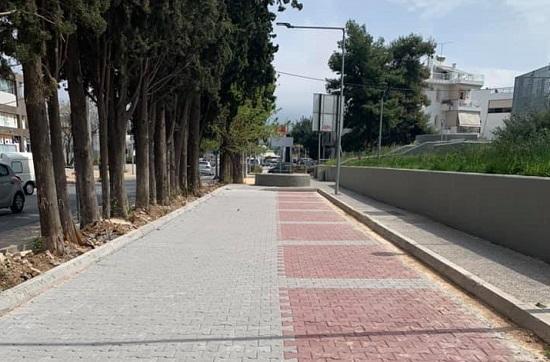 Λυκόβρυση Πεύκη: Συνεχίζουν τα έργα υποδομών και αισθητικών παρεμβάσεων στο Δήμο