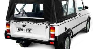 NAMCO «Pony»: Το Ελληνικό αυτοκίνητο επιστρέφει το καλοκαίρι