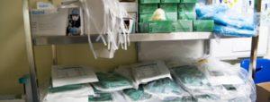 Κορωνοϊός: Στα στρατιωτικά εργοστάσια ξεκίνησε η παραγωγή αντισηπτικών και μασκών