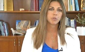 υφυπουργός Παιδείας Σοφία Ζαχαράκη