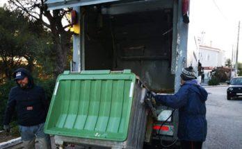 Διόνυσος: Ανακοίνωση για την αποκομιδή των απορριμμάτων σε οδούς του Δήμου Διονύσου όπου πραγματοποιούνται έργα