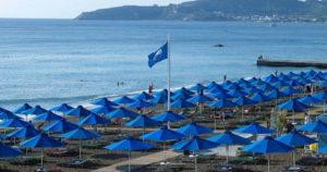 Την 2η θέση στις Γαλάζιες Σημαίες για το 2020 παγκοσμίως η Ελλάδα