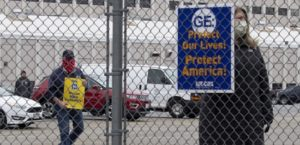 ΗΠΑ : Η General Electric καταργεί το 25% των θέσεων εργασίας της λόγω κορωνοϊού