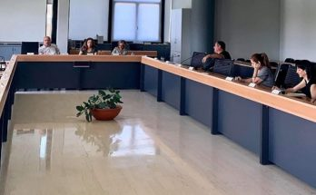 Ηράκλειο Αττικής : Συνάντηση με τα σωματεία της πόλης για το άνοιγμα των αθλητικών χώρων του Δήμου