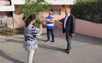 Ηράκλειο Αττικής: Πρωινή επίσκεψη στα σχολεία του Δημάρχου