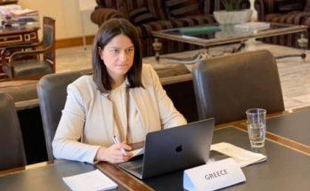 Ελλάδα: Για τις προκλήσεις στην εκπαίδευση που απορρέουν από την πανδημία του COVID_19 συζήτησε με τηλεδιάσκεψη η Υπουργούς Παιδείας με τους ομολόγους της στην ΕΕ