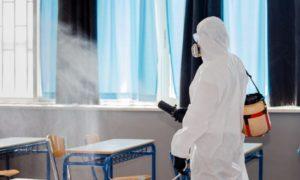 Κηφισιά: Ο Δήμος ετοιμάζεται για την επανέναρξη των σχολείων με προτεραιότητα στην προστασία της υγείας της μαθητικής κοινότητας