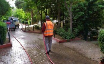 Μαρούσι: Η καθαριότητα σε μία πόλη είναι ο καθρέφτης πολιτισμού των κατοίκων της.