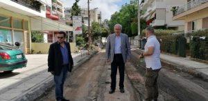 Μαρούσι : Ένα σημαντικό έργο για τους κατοίκους της Κοκκινιάς παραδίδεται τέλος Ιουνίου