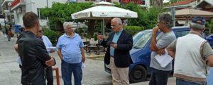 Παλλήνη: Στην τελική ευθεία μπαίνουν τα έργα επέκτασης του φυσικού αερίου και στο παλιό κέντρο της Παλλήνης