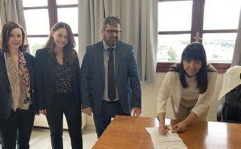 Πεντέλη: Πρωτόκολλο περιβαλλοντικής και πολιτισμικής συνεργασίας υπέγραψαν σήμερα ο Δήμος και το Ινστιτούτου Γεωπονικών Ερευνών ΙΓΕ
