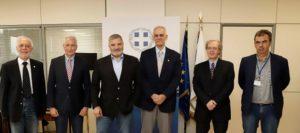 Υπογραφή Συμφώνου Συνεργασίας με τον Πρύτανη του Γεωπονικού Πανεπιστημίου Σ.Κίντζιου για την δημιουργία ενός Επιχειρησιακού Πλαισίου Βιώσιμης Ανάπτυξης της Υπαίθρου στην Ανατολική Αττική