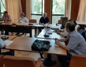 Σ.Π.Α.Π: O Πρόεδρος του Σ.Π.Α.Π. συμμετείχε στην Σύσκεψη του Συντονιστικού Τοπικού Οργάνου Πολιτικής Προστασίας του Δήμου Λυκόβρυσης Πεύκης