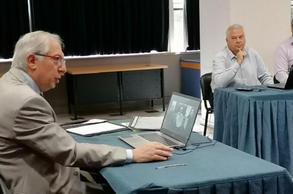 Σ.Π.Α.Π : O Πρόεδρος Βλάσσης Σιώμος και ο Αντιπρόεδρος Στέφανος Τσιπουράκης του Σ.Π.Α.Π συμμετείχαν αντίστοιχα στις συσκέψεις των Συντονιστικών Τοπικών Οργάνων Πολιτικής Προστασίας των Δήμων Παλλήνης και Αμαρουσίου