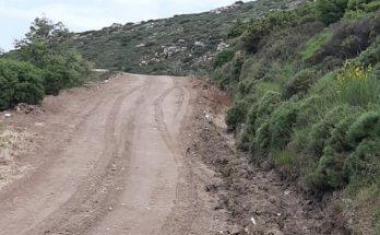 ΣΠΑΠ: Ξεκίνησε την συντήρηση των δασικών δρόμων στο Πεντελικό