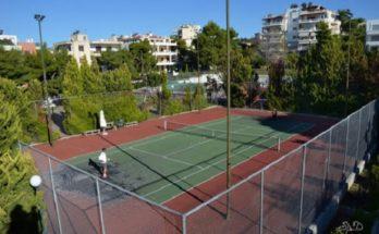 Πεντέλη: Ξεκινά σταδιακά η λειτουργία των γηπέδων τένις για το ευρύ κοινό