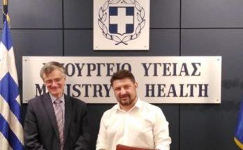 Συγκινητική αποχαιρετιστήρια ανάρτηση του Υφυπουργός Πολιτικής Προστασίας και Διαχείρισης Κρίσεων Νίκος Χαρδαλιάς μετά από 72 ημέρες καθημερινής ενημέρωσης
