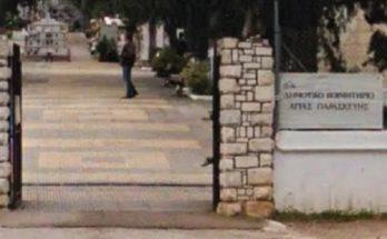 Αγία Παρασκευή: Ανάθεση σύμβασης μελέτης για τον Ναΐσκο στο Κοιμητήριο