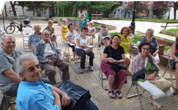 Αγία Παρασκευή: Τελευταία φετινή συνάντηση για τη Λέσχη Ανάγνωσης